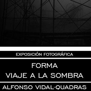 Exposició 'Forma' i 'Viaje a la Sombra' d'Alfonso Vidal-Quadras - Visualkorner Barcelona 2019