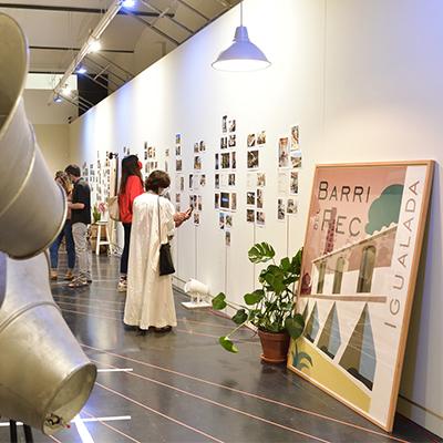 Exposició 'Rec Districte Cultural'