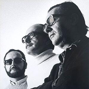 Exposició 'Poesia concreta. Joan Brossa, Josep Iglésias del Marquet i Guillem Viladot. Petite Galerie (Lleida), 1971'
