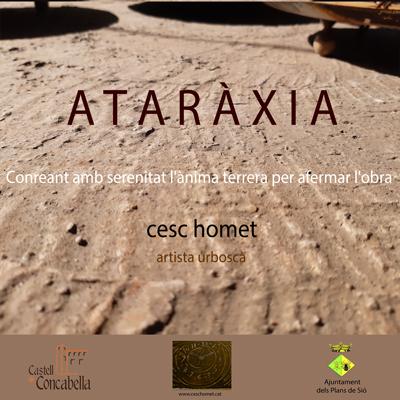 Exposició 'Ataràxia' de Cesc Homet