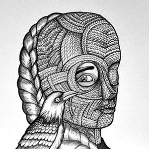 Exposició virtual '¿Cristina, Libre Como el Pájaro?' d'Anne Pangolin Guéno