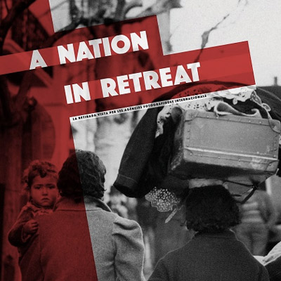 A nation in retreat