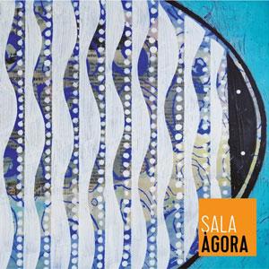 Exposició 'Blavor' de Rafa Romero