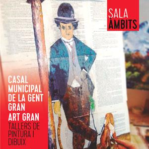 Exposició 'Art Gran' a Cambrils, 2019