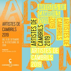 Exposició 'Artistes de Cambrils 2019'