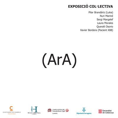 Exposició '(ArA)', Cambrils, 2021