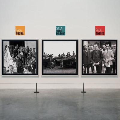 Exposició 'Antoni Campañà a Cambrils: la mirada del fotògraf'