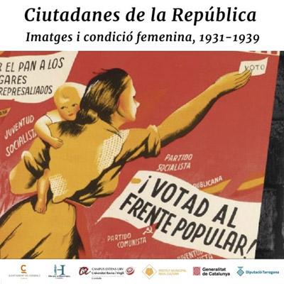 Exposició 'Ciutadanes de la República. Imatges i condició femenina 1931- 1939'