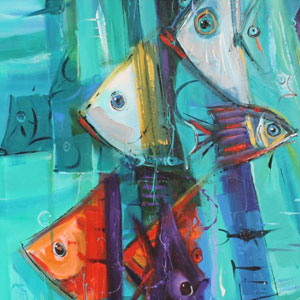 Exposició 'Del Caribe al Mediterráneo'