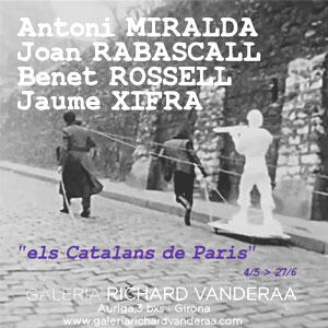 Exposició 'Els Catalans de Paris'