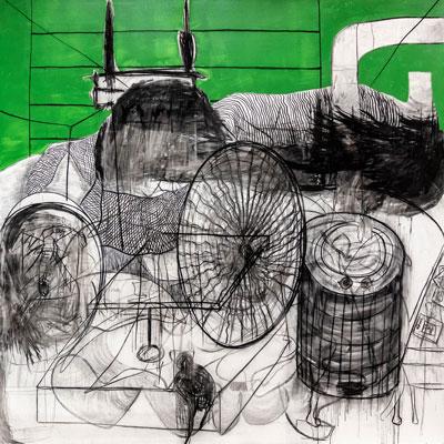Exposició 'Octubre' de Gregorio Iglesias Mayo