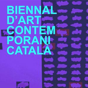 Exposició 'XXI Biennal d'Art Contemporani Català 2018' al Centre de Lectura de Reus, 2019