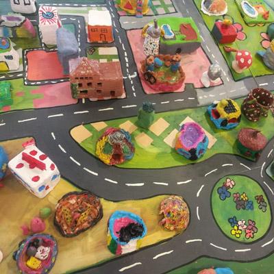 Exposició 'La Ciutat dels Nens'