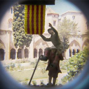 Exposició 'Metadiapos' d'en Gallus