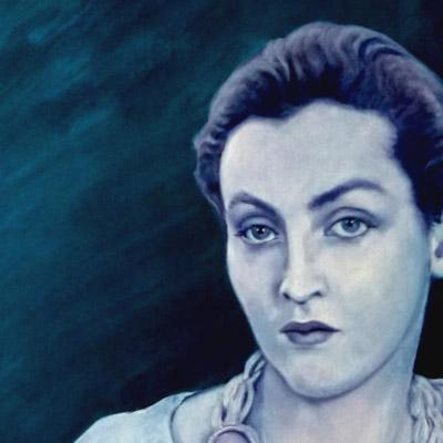 Exposició 'Dones artistes oblidades per la història' d'Isabel Jover