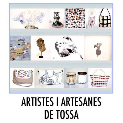Exposició 'Artistes i artesanes de Tossa' al Museu de la Dona, Tossa de mar, 2021