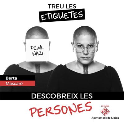 Exposició 'Treu les etiquetes, descobreix les persones'