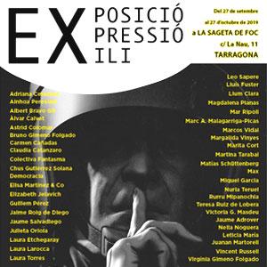 Exposició col·lectiva 'EX, Exposició, expressió i exili'