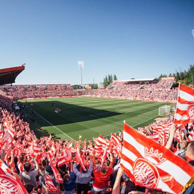 Exposició 'Girona FC: 90 anys d'història'