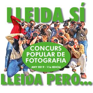 Exposició 'Lleida sí. Lleida però…', 2020