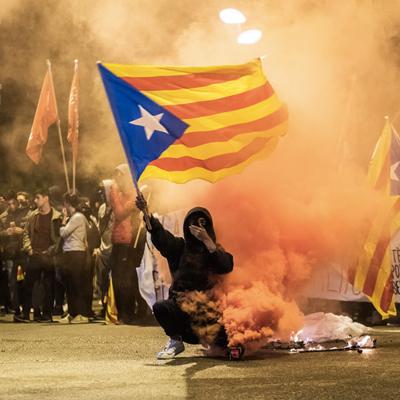 Exposició 'La resposta', fotografies d'Oriol Roura