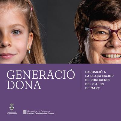 Exposició 'Generació Dona'