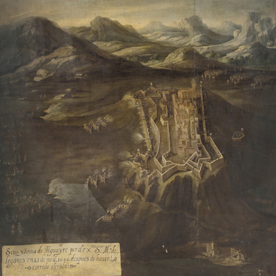 Exposició 'Les guerres a Catalunya entre 1635 i 1714', Museu de Lleida