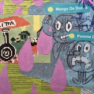 Exposició 'Quan comença amb un punt (comunicació dramàtica d'una ficció)', d'Arnau Casanoves