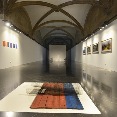 Exposició 'Els cicles del temps' de Ferran Lega