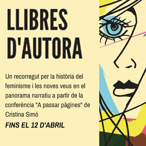 Exposició 'Llibres d'Autora'