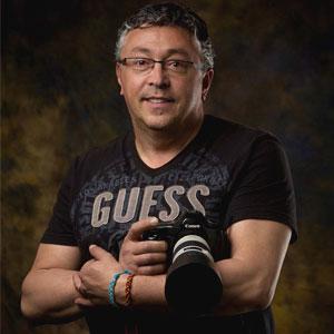 Xavier F-Otto, fotògraf lleidatà