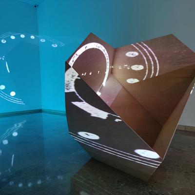 Exposició 'El lloc i l'instant' de Tom Carr