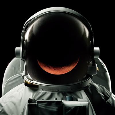 Exposició 'Mart. El mirall vermell' al CCCB, 2021