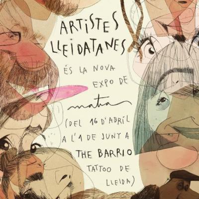 Exposició 'Artistes lleidatanes', Matias Tolsà