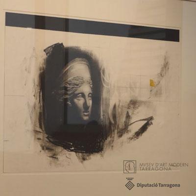 Exposició 'De Mites i herois', de Marc Quintana