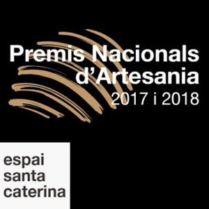Exposició 'Premis Nacionals d'Artesania 2017 i 2018'