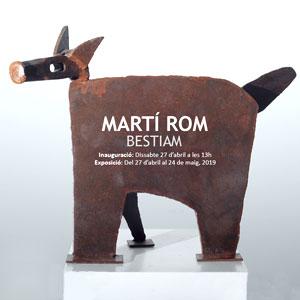 Exposició 'Bestiam' de Martí Rom