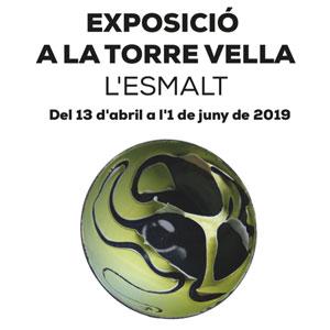 Exposició 'L'Esmalt'