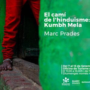 Exposició 'El camí de l'hinduisme: Kumbh Mela' - Marc Prades