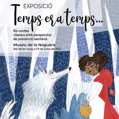 Exposició 'Temps era temps' de Susana Ramírez