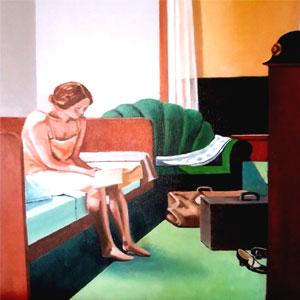 Exposició de pintures de Jordi Borràs