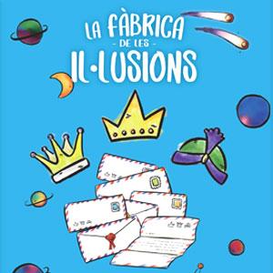 Espectacle 'La fàbrica de les il·lusions' a Valls