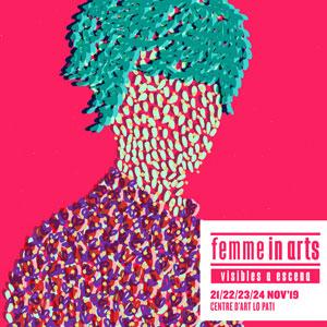 Femme in Arts - Amposta 2019