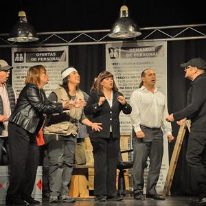 Teatre 'FeNYa rai!' a càrrec de La Teca Teatre