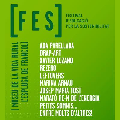 Festival d'Educació per la Sostenibilitat (FES) - Museu de la Vida Rural 2021