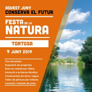 Festa de la Natura de Tortosa - 2019