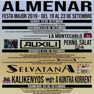 Festa Major - Almenar 2019