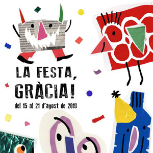 Festes de Gràcia - Barcelona 2019
