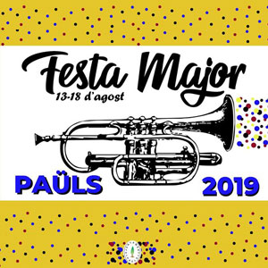 Festa Major - Paüls 2019