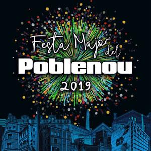 Festa Major - Poblenou Barcelona 2019